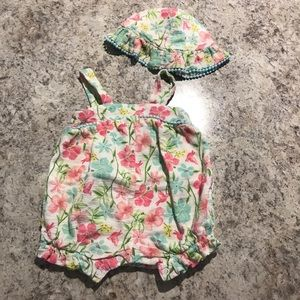 Little Me 3m Romper Outfit!